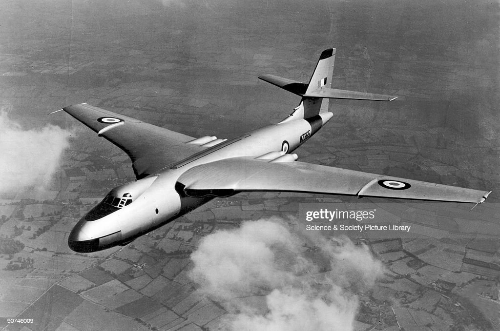 The Vickers-Armstrong Valiant first flew in 1951  A total of