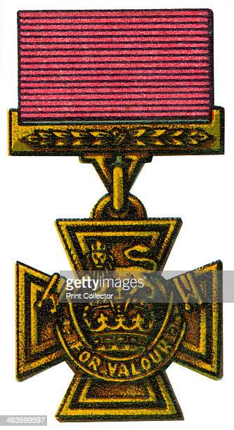 The Victoria Cross 1941 The Victoria Cross was instituted in 1856 for all ranks of the British army and navy It was first conferred by Queen Victoria...