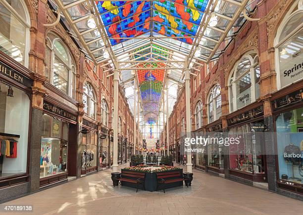 The Victoria Quarter in Leeds, West Yorkshire