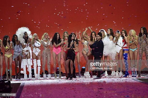 The Victorias Secret Angels return to New York City on THE VICTORIAS SECRET FASHION SHOW Tuesday Dec 8 on the CBS Television Network