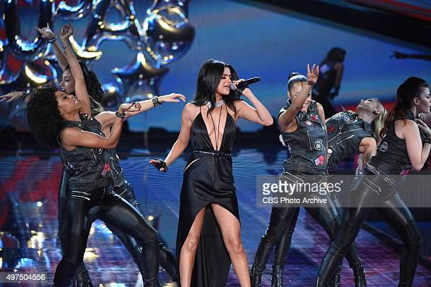 The Victorias Secret Angels return to New York City on THE VICTORIAS SECRET FASHION SHOW Tuesday Dec 8 on the CBS Television Network Selena Gomez