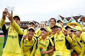 taunton england victorious australian team take