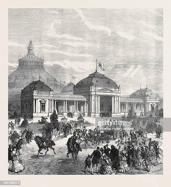The Emperor'S Pavilion 1873