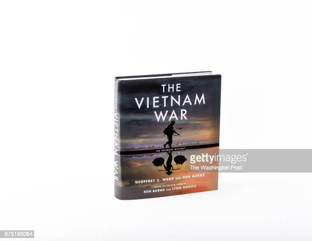 The Vietnam War by Ken Burns and Geoffrey C Ward one of our items for the Post's annual gift guide on October 2017 in Washington DC