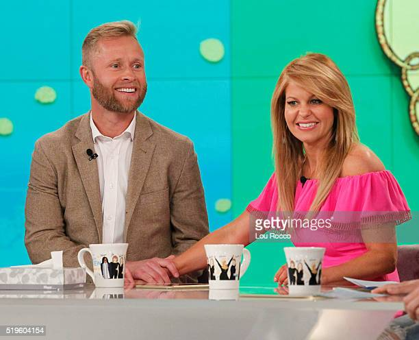 """The View"""" celebrated Candace Cameron Bure's 40th Birthday, today, April 6, 2016. """"The View"""" airs Monday-Friday on the Walt Disney Television via..."""