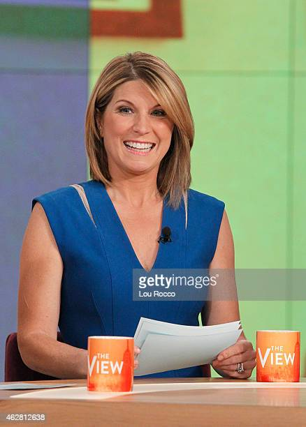 THE VIEW The View celebrates cohost Nicolle Wallace's birthday today Wednesday February 4 2015 Guest cohost is Cristela Alonzo Walt Disney Television...