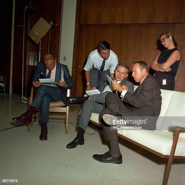 SPECIAL 'The View From Space' 1968 Buzz Aldrin Jules Bergman Frank Borman Jim Lovell Unknown
