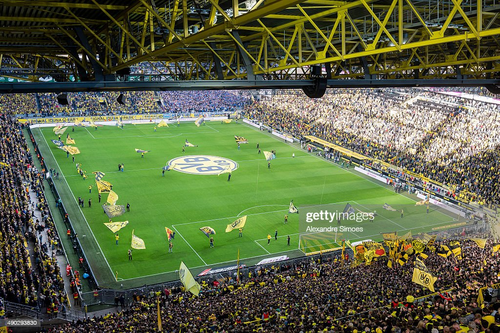 Borussia Dortmund v SV Darmstadt 98 - Bundesliga : News Photo