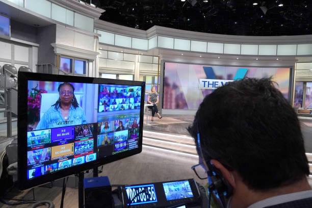 """NY: ABC's """"The View"""" - Season 24"""