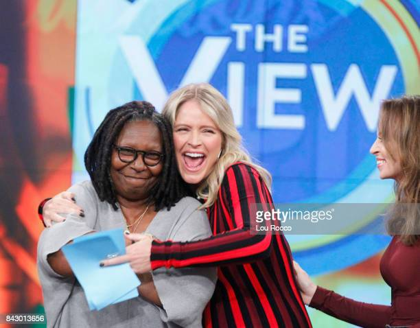 THE VIEW 'The View' kicks off Season 21 with a celebration of Whoopi's 10th Anniversary with the show today Tuesday September 5 2017 'The View' airs...