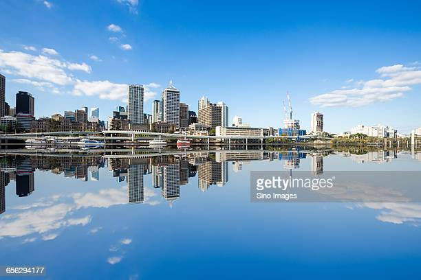 The View of Brisbane