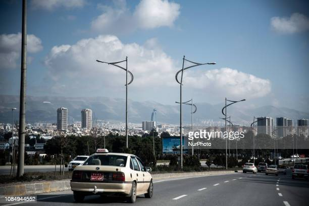 The view of Sulaymaniyya from the road coming from Irbil On December 2018, A trip inside Kurdistan, between Irbil and Sulaymaniyya: a Country that is...