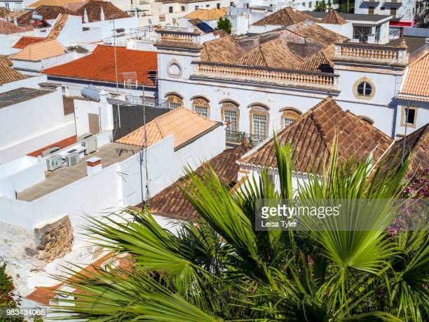 The view over Tavira's rooftops from the town's 11th century castle The Moorish built town on the southern coast of Portugal is a popular tourist...