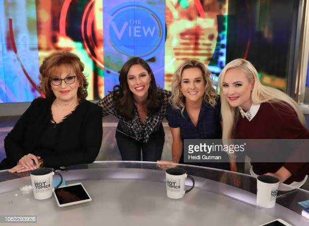 THE VIEW 'The View' welcomes Pete Souza and Charlotte Pence on Tuesday October 16 2018 'The View' airs MondayFriday on the ABC Television Network...
