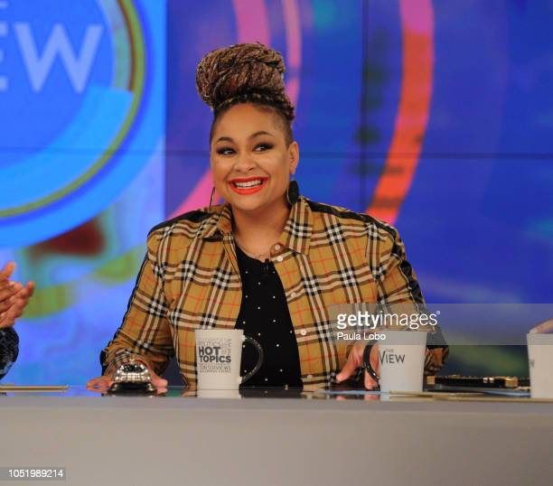 THE VIEW The View welcomes Raven Symone and Maggie Gyllenhaal to airs 10/11/18 The View airs MondayFriday on the Walt Disney Television via Getty...
