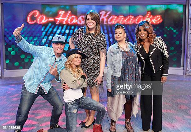 THE VIEW The View's Karaoke Contest airs today Wednesday May 25 2016 The cohosts sing their favorite hits with surprise guest Jennifer Holliday while...