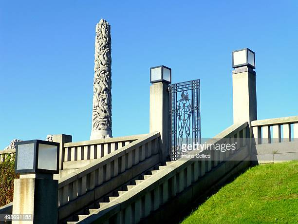 The Vigeland Park is the world's largest sculpture park made by a single artist, and is one of Norway's most popular tourist attractions. The park is...