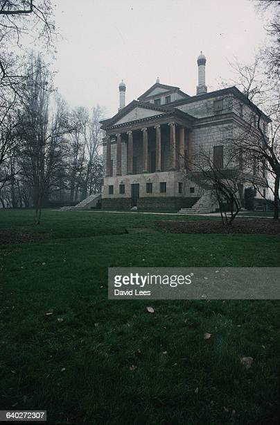 The Villa Malcontenta built by the Italian architect Andrea Palladio 15591561 Italy