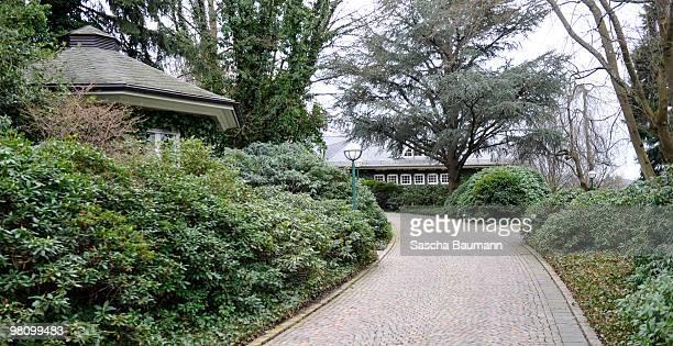 Baden Baden Grundig Villa