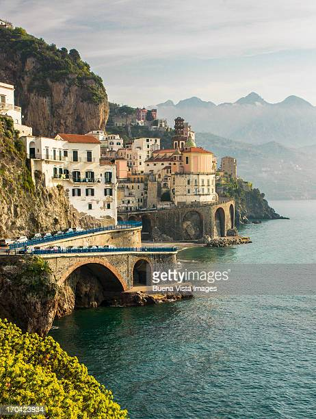 The village of Atrani, Amalfi Peninsula