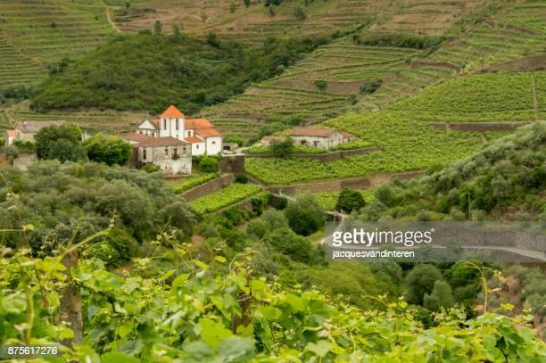 The village of Ermida, Douro valley, Portugal