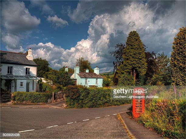 The village of Mary Tavey, Devon, England, United Kingdom