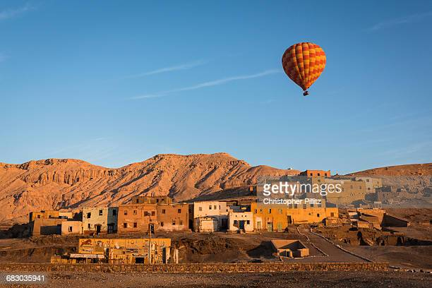 The village of old Qurna