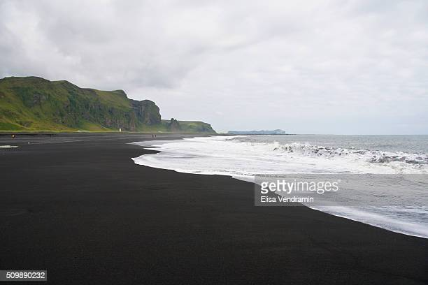 The village of Vik is the southernmost village in Iceland located on the main ring road around the island