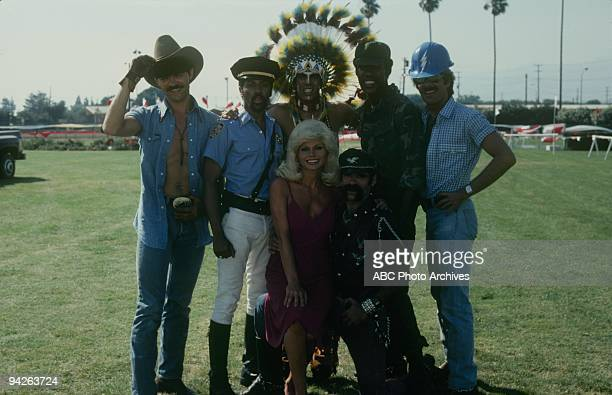 BOAT The Village People during Secretary to the Stars/Julie's Decision/The Horse Lover/Gopher and Isaac Buy a Horse which aired on November 22 1980...