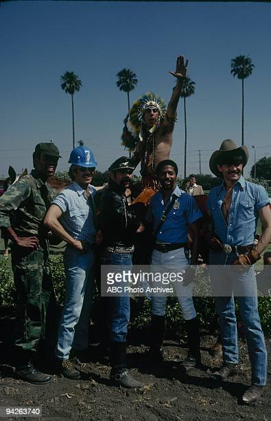 BOAT The Village People during Secretary to the Stars/Julie's Decision/The Horse Lover/Gopher and Isaac Buy a Horse which aired on November 22 1980