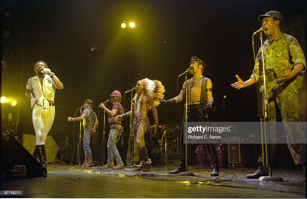 Village People Perform Live In New York : News Photo