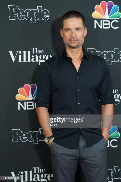 THE VILLAGE The Village Screening People Magazine at The Grove Los Angeles Pictured Warren Christie