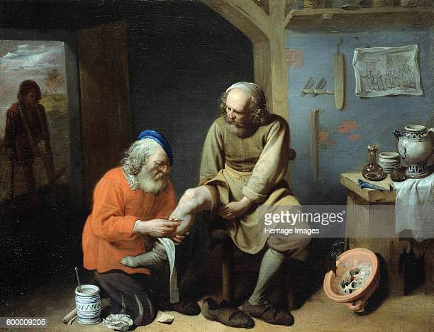 The Village Surgeon Found in the collection of Staatliche Museen Berlin Artist Ryckaert David