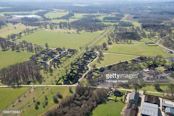 The Village, Windsor Great Park, Berkshire, 2018. Artist Historic England Staff Photographer.