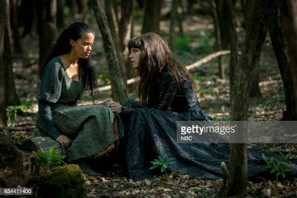 CITY The Villain That's Become Episode 109 Pictured Jordan Loughran as Tip Ana Ularu as West