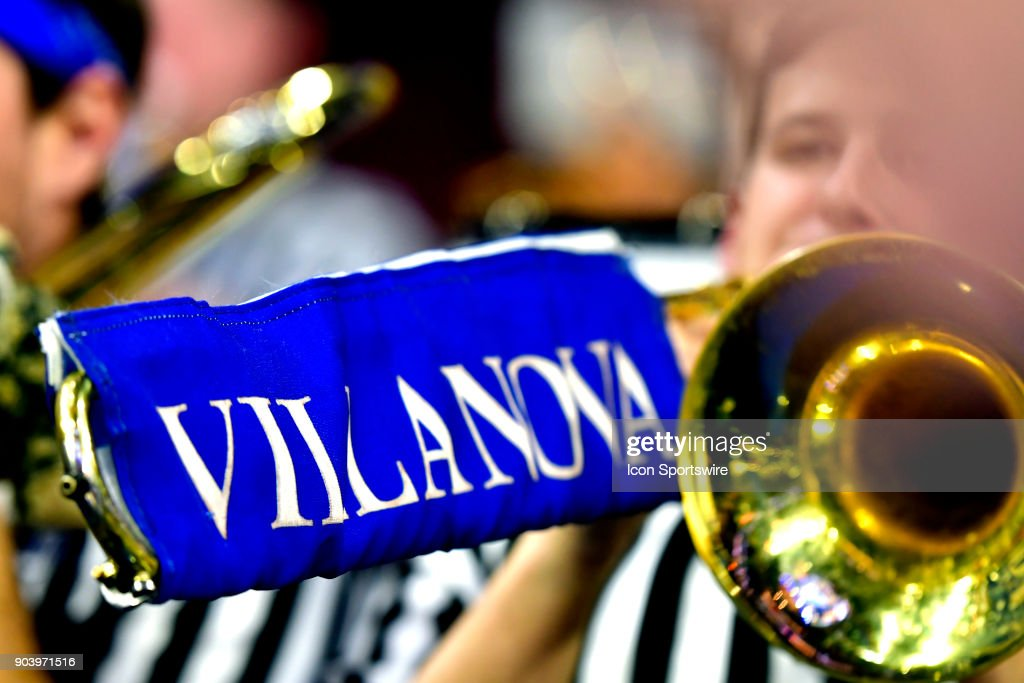 COLLEGE BASKETBALL: JAN 10 Xavier at Villanova : News Photo