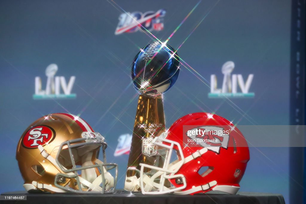 NFL: JAN 29 Super Bowl LIV - Commissioners Press Conference : News Photo
