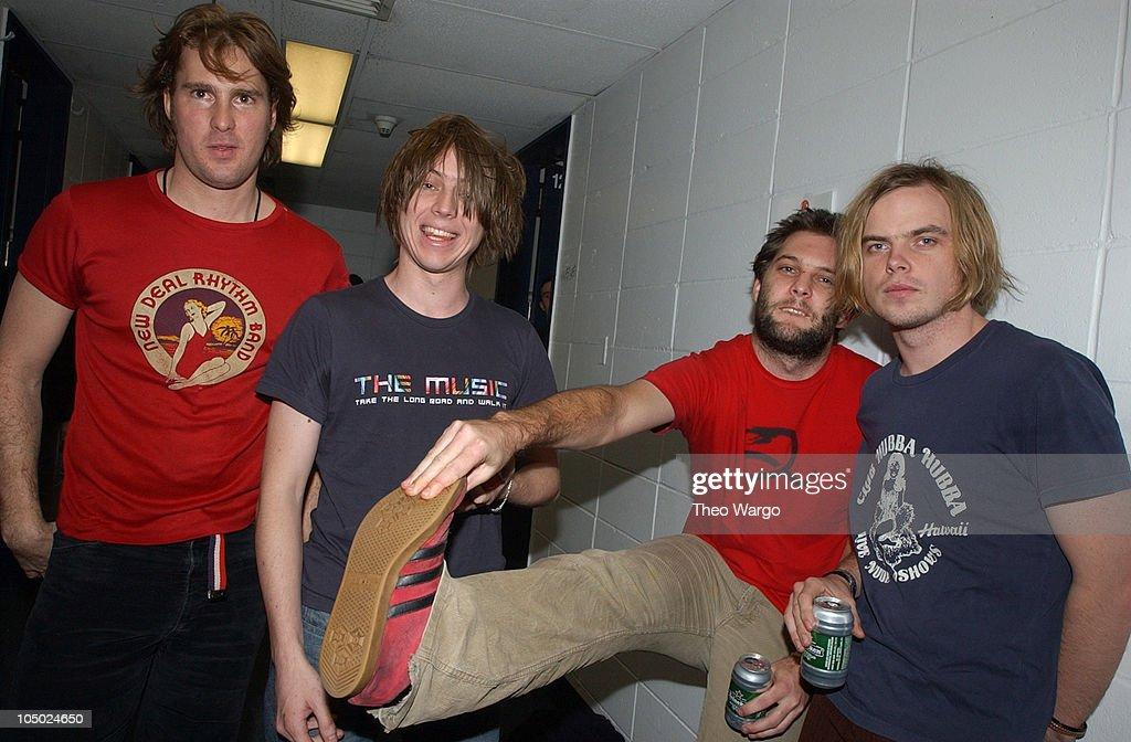 K-Rock's 2002 Claus-Fest Concert