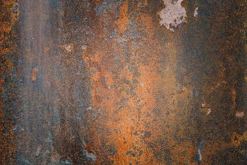 The vintag rusty grunge steel textured background 586050376