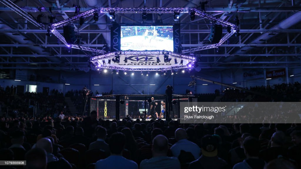 Cage Warriors 100 : News Photo