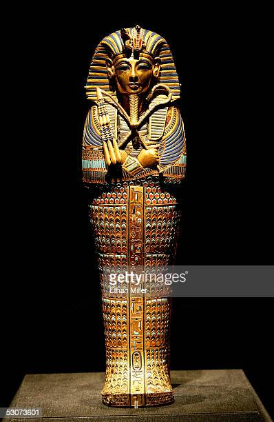 Exhibitions of artifacts from the tomb of Tutankhamun