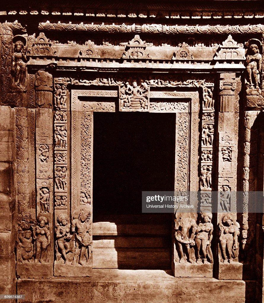The Vishnu Temple , at Deogarh, Uttar Pradesh in Central