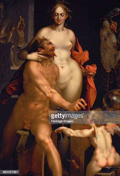 The Visit of Venus to Vulcan c 1610 Found in the collection of the Art History Museum Vienne