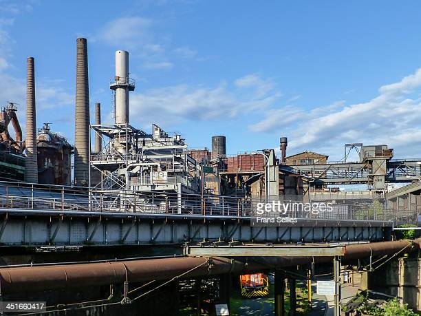The Völklingen Ironworks is located in the German town of Völklingen, Saarland. In 1994, it was declared by UNESCO as a World Heritage site. It is an...