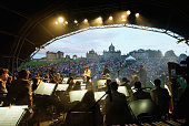 The Annual Classical Proms Spectacular Concert Held At Castle Howard
