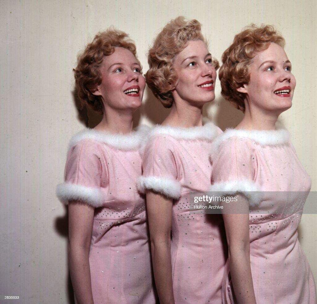 UNS: In Focus: Joy Beverley Of The Beverley Sisters Dies At 91