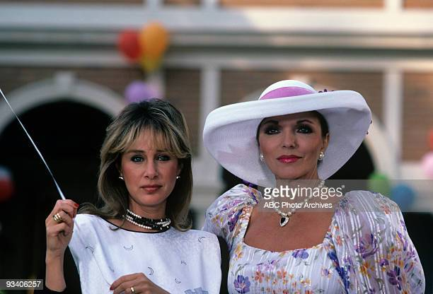 DYNASTY 'The Voice' 3/21/84 Pamela Bellwood Joan Collins