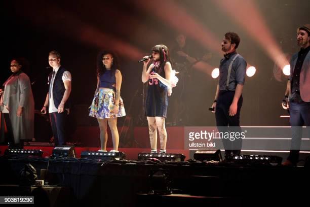 The Voice of Germany Die Finalisten der GesangsCastingshow 1 Platz JamieLee Kriewitz 2 Platz Ayke Witt 3 Platz Tiffany Kemp und 4 Platz Isabel Ment...