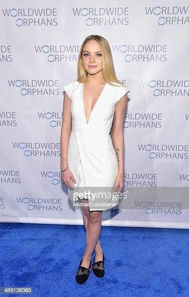 The 'Voice' winner and BOBS by Skechers celebrity spokesperson Danielle Bradbery attends the Worldwide Orphans' 10th Annual Gala Hosted by Katie...