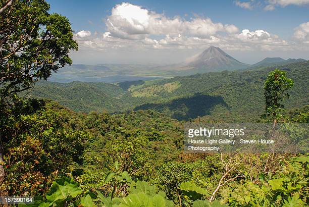 The Volcano Arenal